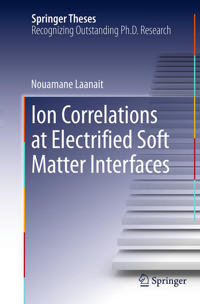 Ion Correlations at Electrified Soft Matter Interfaces - Coverbild
