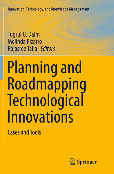 Planning and Roadmapping Technological Innovations - Coverbild