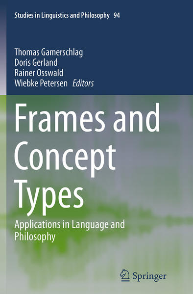 Frames and Concept Types - Coverbild
