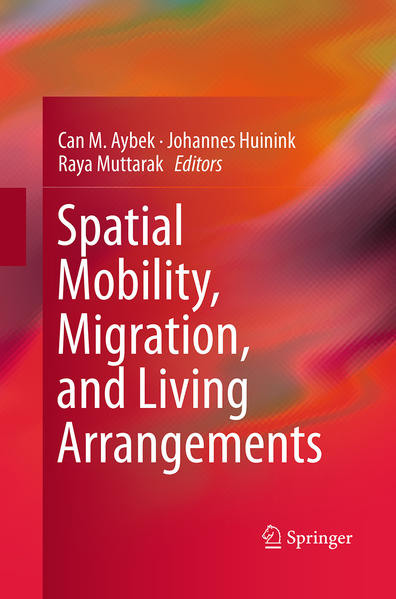 Spatial Mobility, Migration, and Living Arrangements - Coverbild