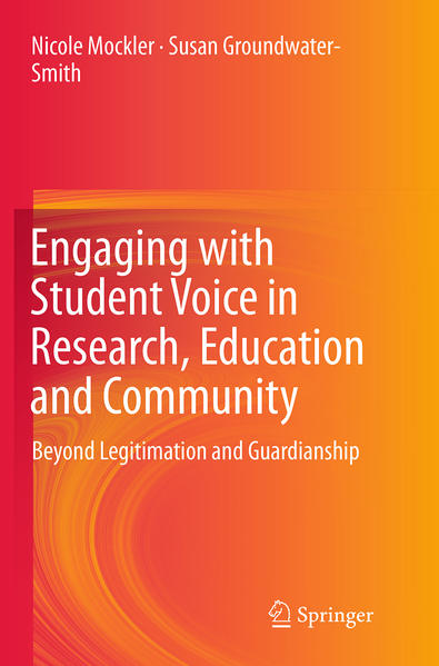 Engaging with Student Voice in Research, Education and Community - Coverbild