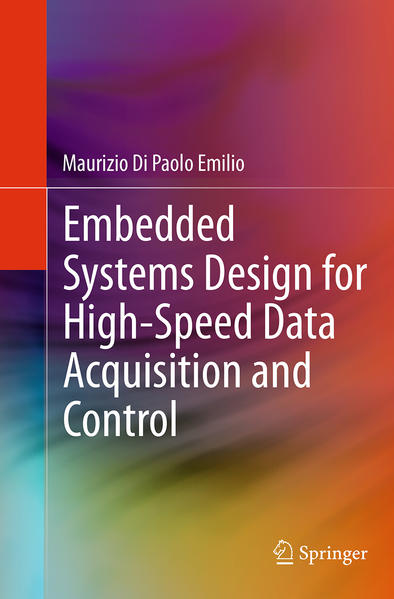 Embedded Systems Design for High-Speed Data Acquisition and Control - Coverbild