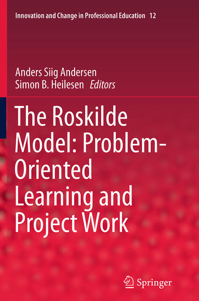 The Roskilde Model: Problem-Oriented Learning and Project Work - Coverbild
