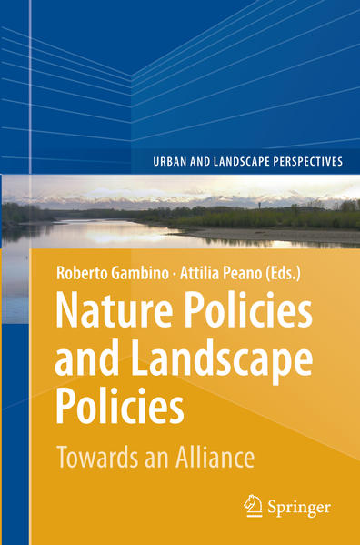Nature Policies and Landscape Policies - Coverbild