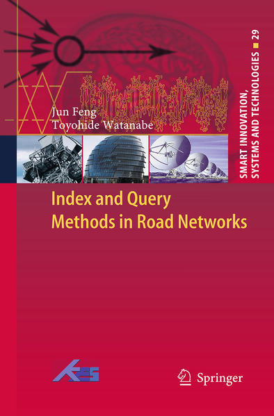 Index and Query Methods  in Road Networks - Coverbild