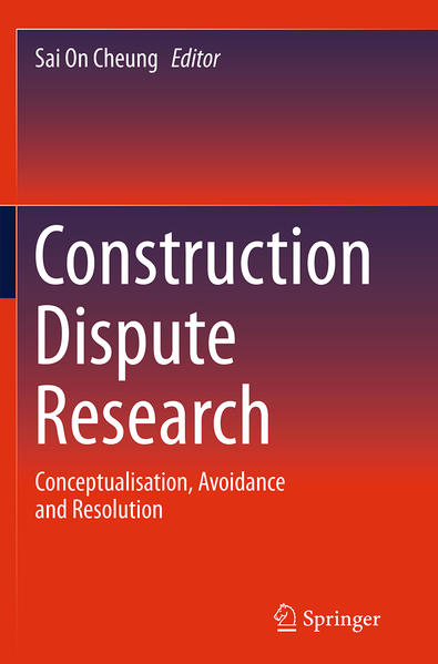Construction Dispute Research - Coverbild