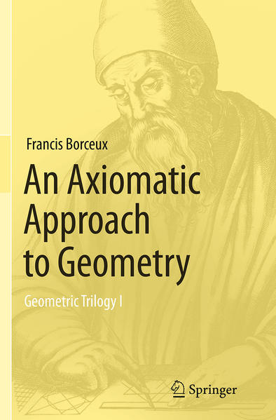 An Axiomatic Approach to Geometry - Coverbild