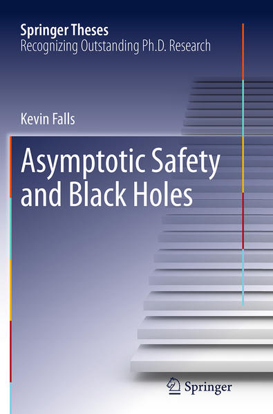 Asymptotic Safety and Black Holes - Coverbild