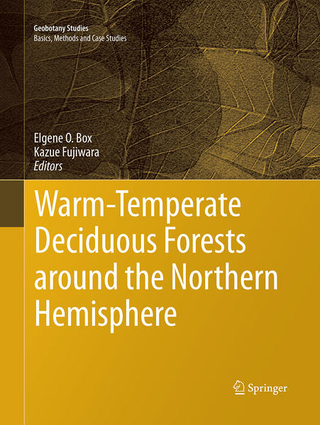 Warm-Temperate Deciduous Forests around the Northern Hemisphere - Coverbild