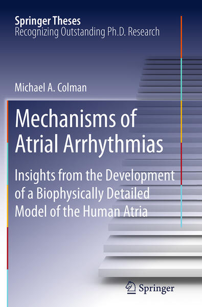 Mechanisms of Atrial Arrhythmias - Coverbild