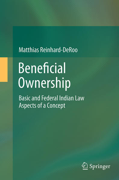 Beneficial Ownership - Coverbild