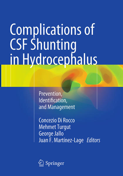 Complications of CSF Shunting in Hydrocephalus - Coverbild