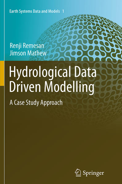 Hydrological Data Driven Modelling - Coverbild