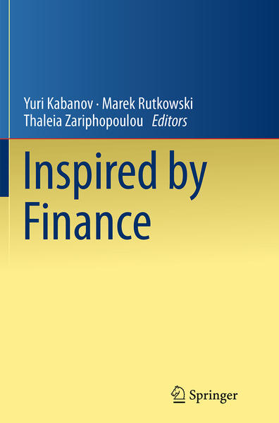Inspired by Finance - Coverbild