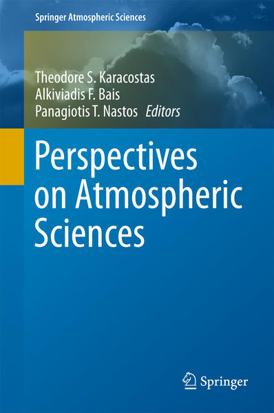 Perspectives on Atmospheric Sciences - Coverbild