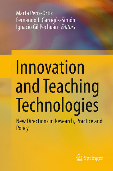 Innovation and Teaching Technologies - Coverbild