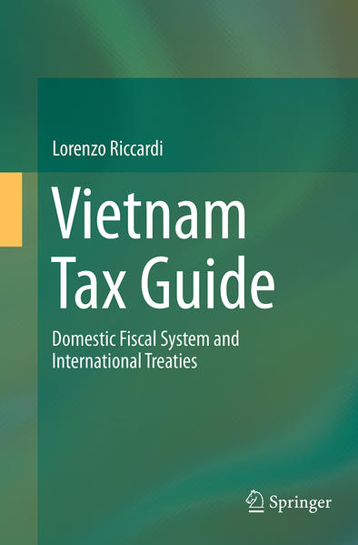 Vietnam Tax Guide - Coverbild