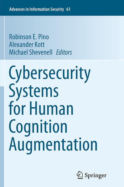 Cybersecurity Systems for Human Cognition Augmentation - Coverbild