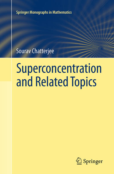 Superconcentration and Related Topics - Coverbild