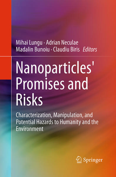 Nanoparticles' Promises and Risks - Coverbild
