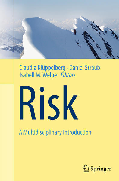 Risk - A Multidisciplinary Introduction - Coverbild