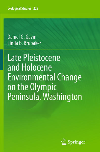 Late Pleistocene and Holocene Environmental Change on the Olympic Peninsula, Washington - Coverbild