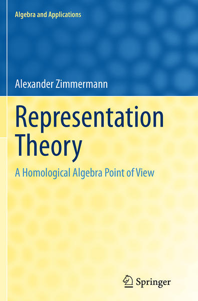 Representation Theory - Coverbild