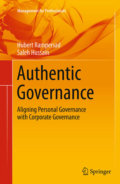 Authentic Governance - Coverbild