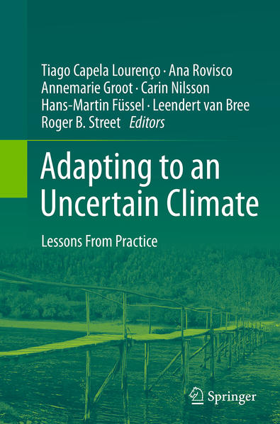 Adapting to an Uncertain Climate - Coverbild