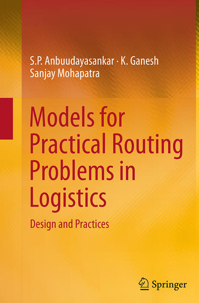 Models for Practical Routing Problems in Logistics - Coverbild