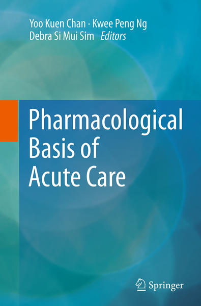 Pharmacological Basis of Acute Care - Coverbild