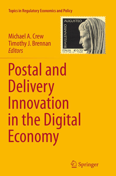 Postal and Delivery Innovation in the Digital Economy - Coverbild