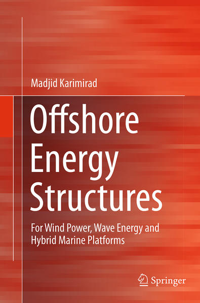 Offshore Energy Structures - Coverbild