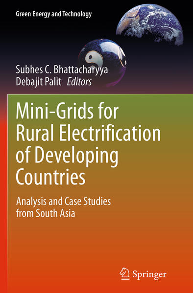 Mini-Grids for Rural Electrification of Developing Countries - Coverbild