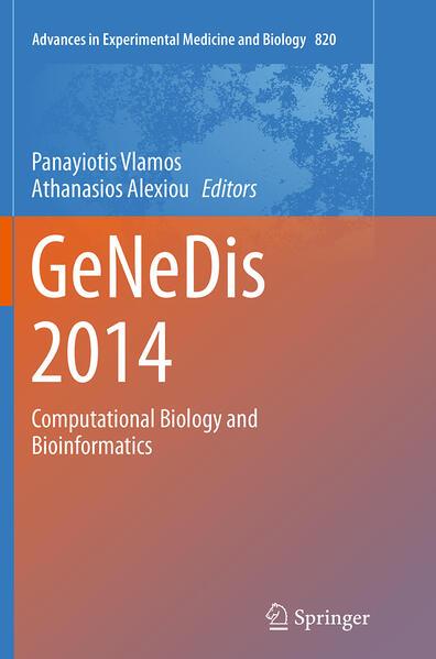 GeNeDis 2014 - Coverbild