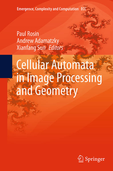 Cellular Automata in Image Processing and Geometry - Coverbild