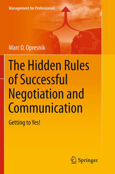 The Hidden Rules of Successful Negotiation and Communication - Coverbild