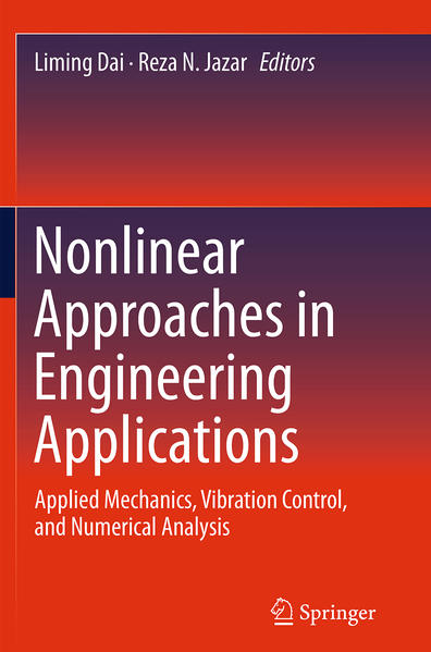 Nonlinear Approaches in Engineering Applications - Coverbild