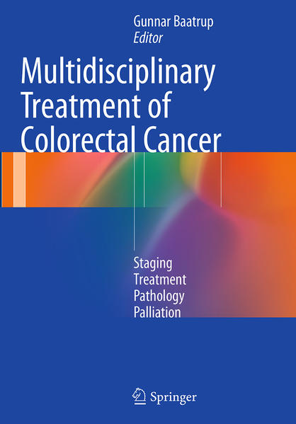 Multidisciplinary Treatment of Colorectal Cancer - Coverbild