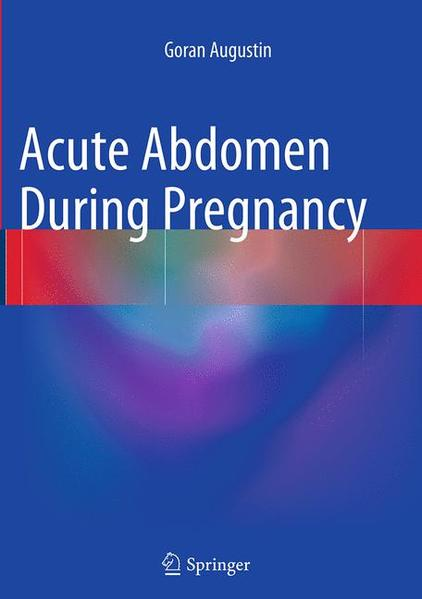 Acute Abdomen During Pregnancy - Coverbild