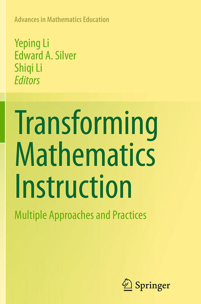 Transforming Mathematics Instruction - Coverbild