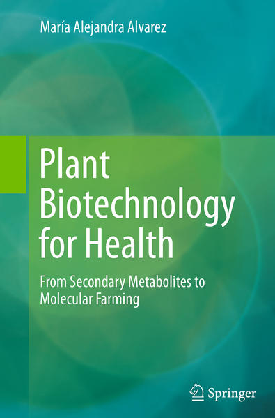 Plant Biotechnology for Health - Coverbild
