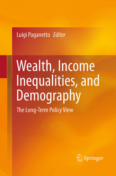 Wealth, Income Inequalities, and Demography - Coverbild