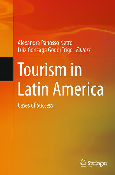 Tourism in Latin America - Coverbild