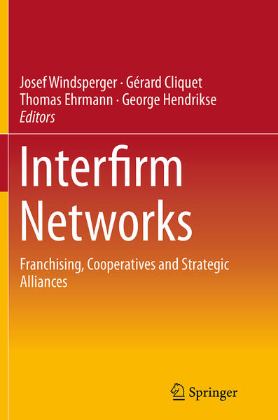Interfirm Networks - Coverbild