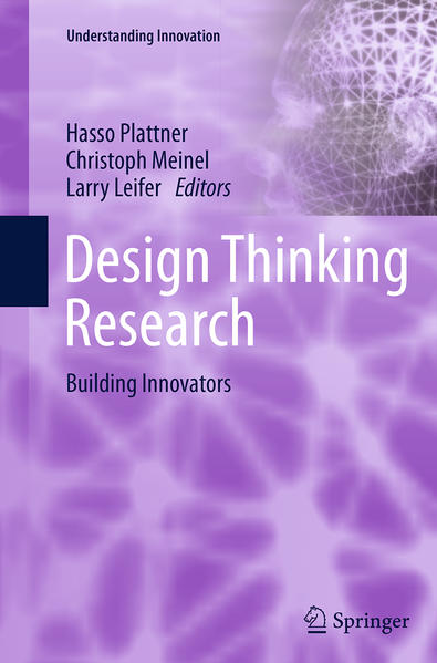 Design Thinking Research - Coverbild