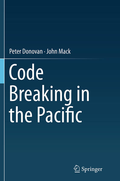 Code Breaking in the Pacific - Coverbild