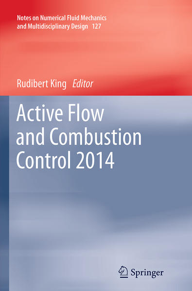 Active Flow and Combustion Control 2014 - Coverbild