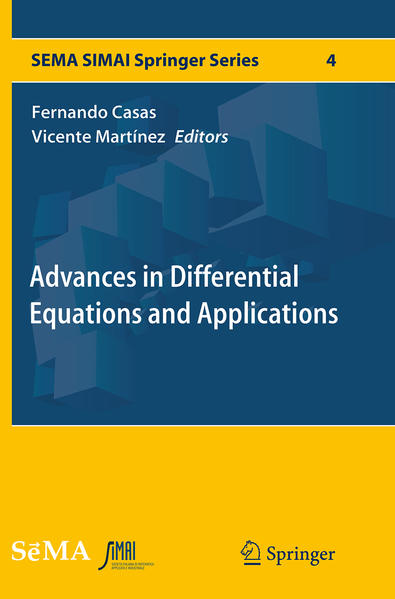 Advances in Differential Equations and Applications - Coverbild