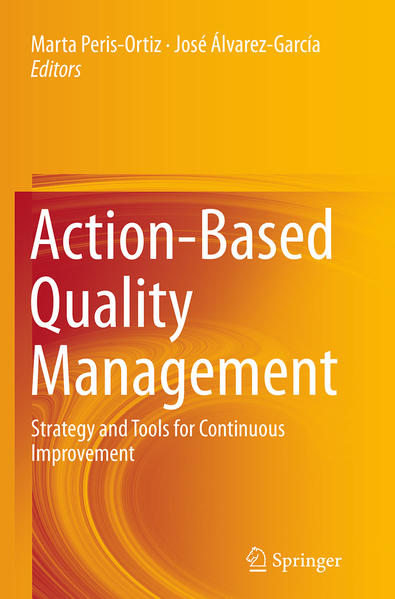 Action-Based Quality Management - Coverbild